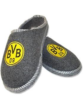 BVB-Filzpantoffel