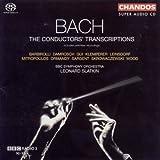 Bach: Conductors' Transcriptions (The)