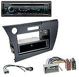 caraudio24 Kenwood KDC-BT530U AUX MP3 Bluetooth USB CD Autoradio für Honda CR-Z (ZF1, ab 2010)