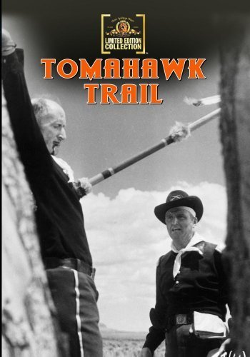 Tomahawk Trail by Chuck Connors