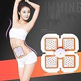 Hlidpu EMS Muskel Stimulator Home Bauchmaschine Reduzieren Abdominale Körperliche Verbrennung Fett Trainingsgeräte Weibliche Spezial
