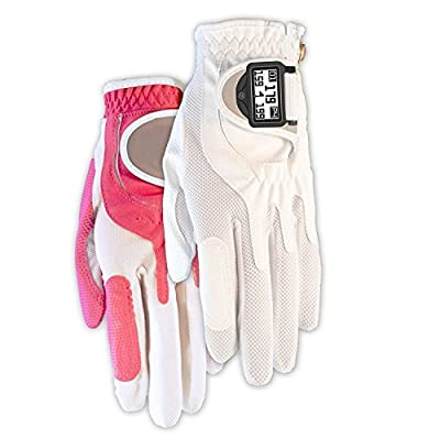 Zero Friction Women's DistancePro GPS Golf Gloves