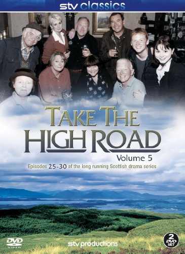 take-the-high-road-volume-5-episodes-25-30-import-anglais