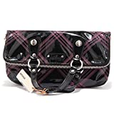 4381S borsa donna HOGAN TREND CLUTCH BAG nero/fuxia a mano hand bag woman - Hogan - amazon.it