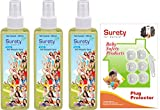 Surety for Safety Herbal Anti Mosquito S...