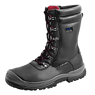 Aboutblu Safety Boot - Ranger 2504200 - Size: 8 - Color: black