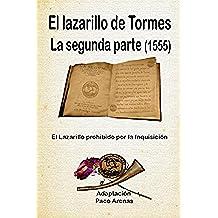 El Lazarillo de Tormes -  La segunda parte (Amberes 1555)