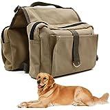 Amytech Hunderucksack Rucksack für Hunde dog backpack