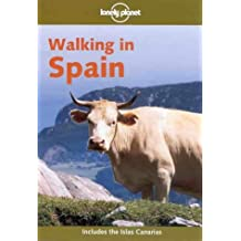 Walking in Spain (Lonely Planet Walking Guides) by Miles Roddis (1999-07-06)