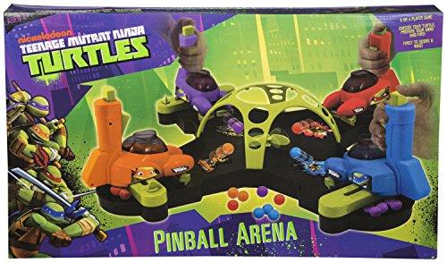 SAMBRO Teenage Mutant Ninja Turtles Pinball Arena