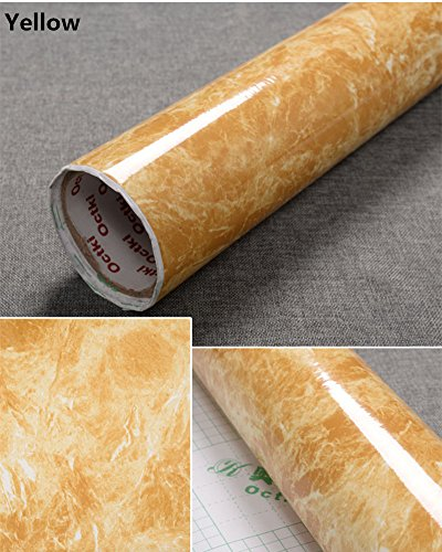 yancorp-yellow-granite-look-marble-effect-counter-top-film-vinyl-self-adhesive-peel-stick-wallpaper-