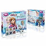 Disney Frozen Glitter Tattoo Maxi Kit 24 Amazing Schablonen – Hypoallergen, ohne Tierversuche hergestellt – für 8–18 Tage, temporäre Tattoos