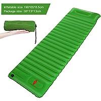 Hrph Fashion Outdoor Pads Aluminum Foil Mats Picnic Camping Pad Camping Dampproof Waterproof