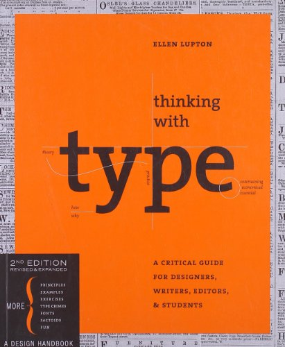 Thinking with Type (Design Briefs) por Ellen Lupton
