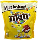 M&M's Peanut Sharing Pouch, 250 g (Pack of 11)