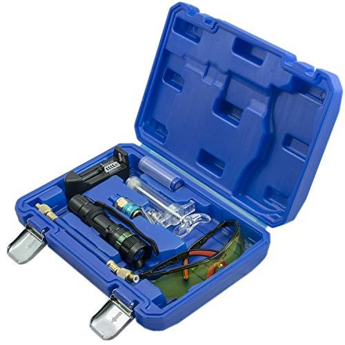 UV Lecksuchset Led Lampe Adapter R407c R410a /R134A -ohne Kontrastmittel - Klimaanlage Seat