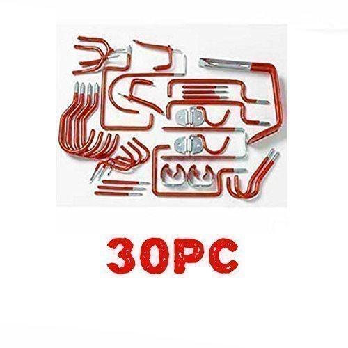 30PC Aufbewahrungs Haken Set Fahrräder Garten Benzinschläuche Handwerken Werkzeuge Leitern Haken Garagen Schuppen