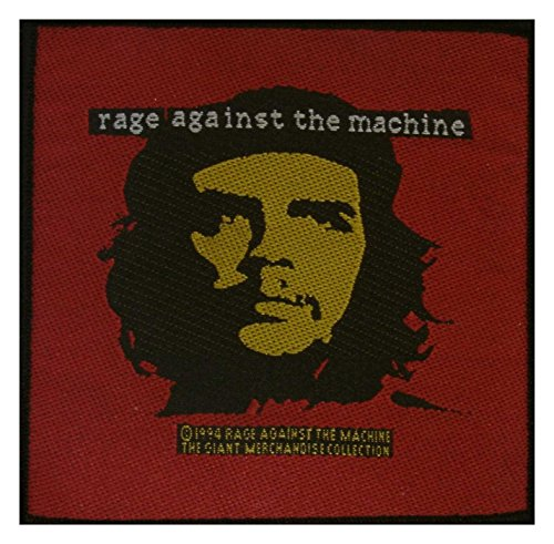 Unbekannt Rage Against The M Aufnäher | R224 (Rage Against Machine-patches The)