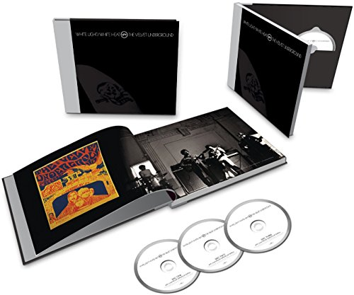 the Velvet Underground: White Light / White Heat 45th Anniversary (Limited Super Deluxe Edition) (Audio CD)