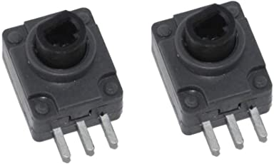 TCOS TECH Replacement LT RT Switch Button for Xbox 360 Wired & Wireless Controller