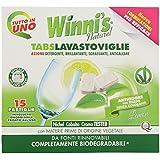 winni's Tabs Lave-vaisselle–15pièces
