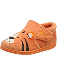 Chipmunks Boys' Tommy Low-Top Slippers