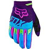 Airline Kroma Limited Edition Fox Racing Fox Racing Gloves - Motorrad MTB Handschuhe Herren Damen, Violett, M