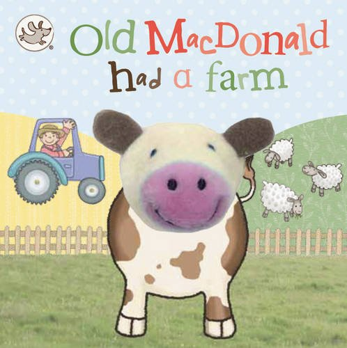 Old Macdonald Had a Farm (Little Learners Finger Puppet Book) (Little Learners Finger Puppets) por Little Learners