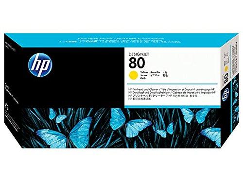 HP Nr.80 C4823A Druckkopf gelb -