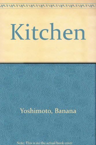 Book cover for Kitchen
