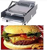 110V/220V 2,2kW elektrische Hamburger Maschine für Heizung Brot, Board Bun Toaster