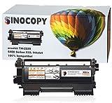 SinoCopy XXL Toner 5.400 Seiten ersetzt Brother TN-2220, TN2220, TN 2210, TN2210 für Brother DCP7060 DCP7060D DCP7060N DCP7060DN DCP7070 DCP7070DW HL2240 HL2240D HL2240L HL2250 HL2250DN HL2270 HL2270DW MFC7360 MFC7360N MFC7460 MFC7460DN MFC7860 MFC7860DW