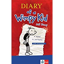 Diary of a Wimpy Kid: Englische Lektüre für das 3. und 4. Lernjahr