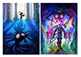 The Legend of Zelda: Majora's Mask 3D 2 Posters
