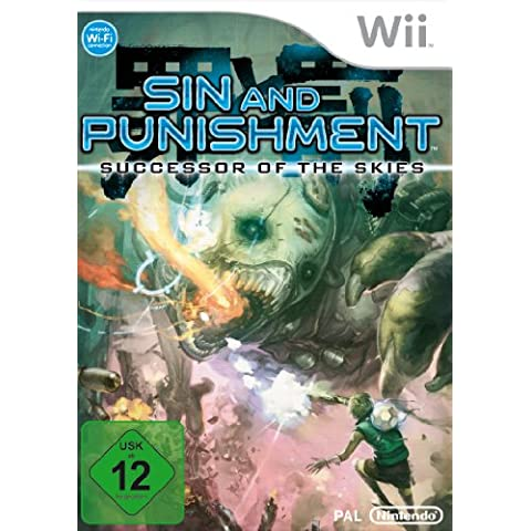 Sin and Punishment: Successor of the Skies [Importación alemana]