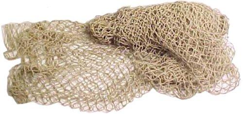 Wattkiste Fischernetz ca. 120 cm x 250 cm, grob, natur