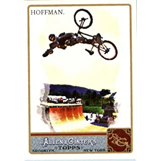 2011 Topps Allen & Ginter GLOSSY Edition Baseball Card (#'d out of 999) #83 Matt Hoffman - BMX/ Extreme Sports Champion In a