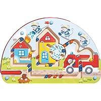 Haba 301475–magnético parte mäus efeue rwehr |wunderschön Alemán para bebés y niños pequeños juguetes a partir de 2jahren| para el Aprendizaje de madera