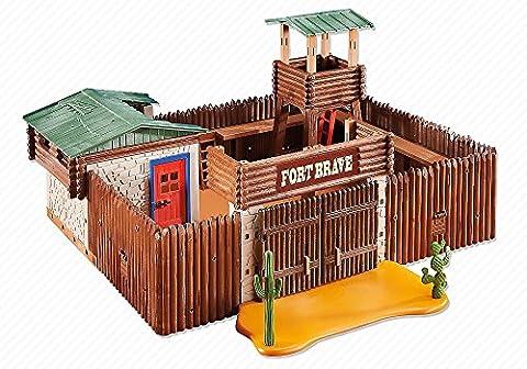 Playmobil - 5245 - Jeu de Construction - Grand Fort