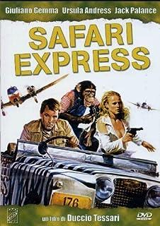 Safari Express by Giuliano Gemma