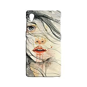 G-STAR Designer 3D Printed Back case cover for Sony Xperia Z1 - G4611