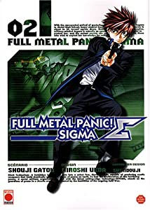 Full Metal Panic - Sigma Edition simple Tome 2