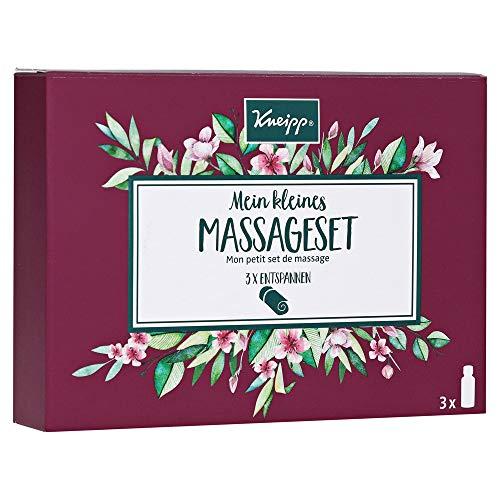 Kneipp Geschenkpackung Mein kleines Massageset, 3X20 ml