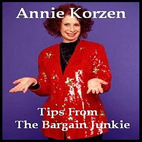 Tips from the Bargain Junkie  Audiolibri