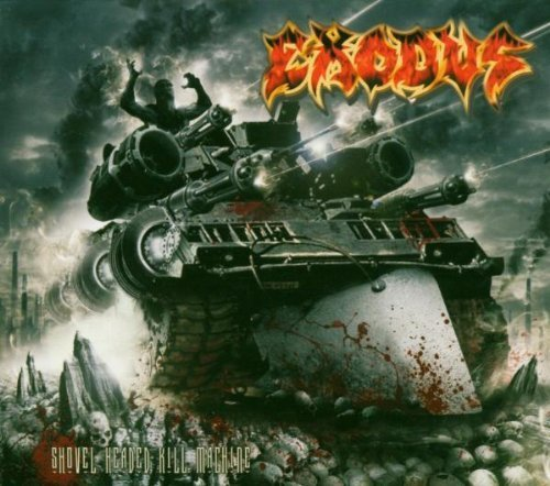 Shovel Headed Kill Machine (Digi) by Exodus (2005-05-03)