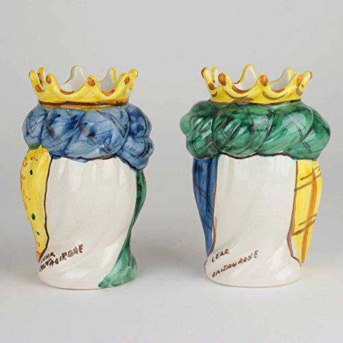 Zoom IMG-2 ceramiche azzaro romano caltagirone teste