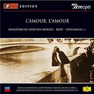 Focus CD-Edition Vol. 3 l'Amour, l'Amour
