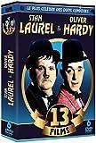 Stan Laurel & Oliver Hardy : 13 films [Francia] [DVD]