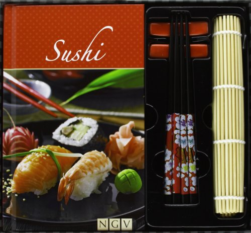 Sushi (+ Accesorios De Regalo)