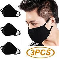 Witery Atemschutzmaske mit antibakterieller Aktivkohle, gegen Staub, Gesichts- und Mundmaske, wärmend, Antifog-Beschichtung... preisvergleich bei billige-tabletten.eu